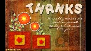Thank You e-cards & Animated Thank You Cards images ......
