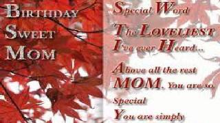 birthday wishes for mom ...