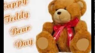 Happy Teddy Day...