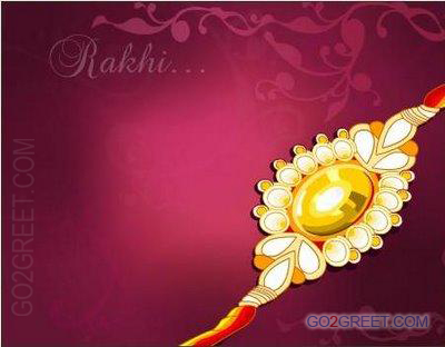 Rakhi for Rakshabandhan...